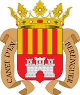 Escudo de AYUNTAMIENTO DE CANET D'EN BERENGUER